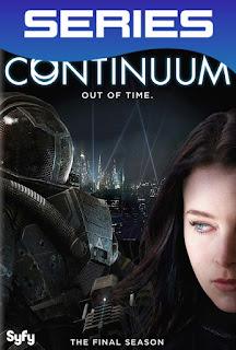 Continuum Temporada 4 Completa HD 720p Latino