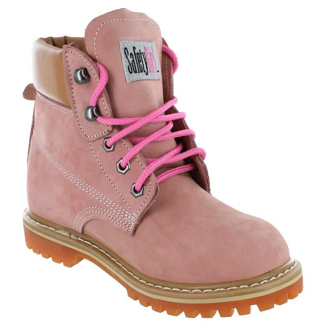 zapatos de seguridad para dama