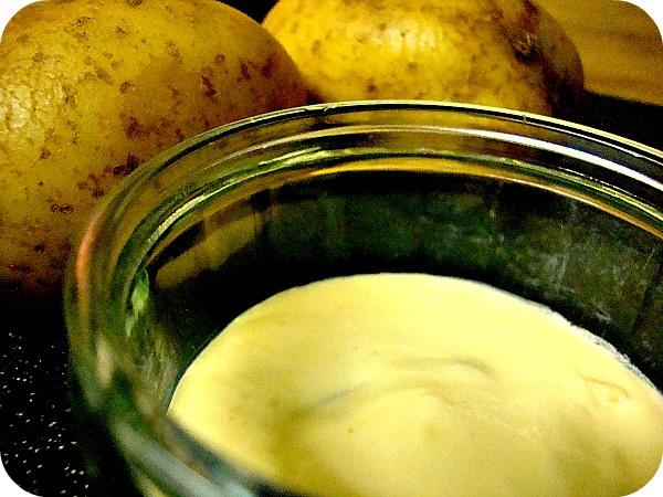 ماسك البطاطس لتفتيح البشرة