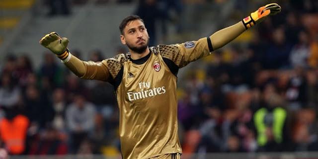 SBOBETASIA - Milan Konfirmasi Akan Lepas Gianluigi Donnarumma