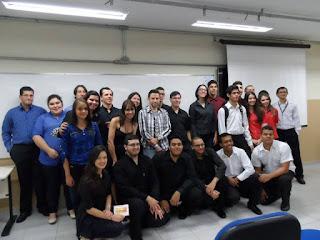 O dia da apresentação do TCC