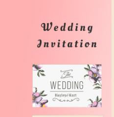 Hal Penting dalam Desain Undangan Pernikahan