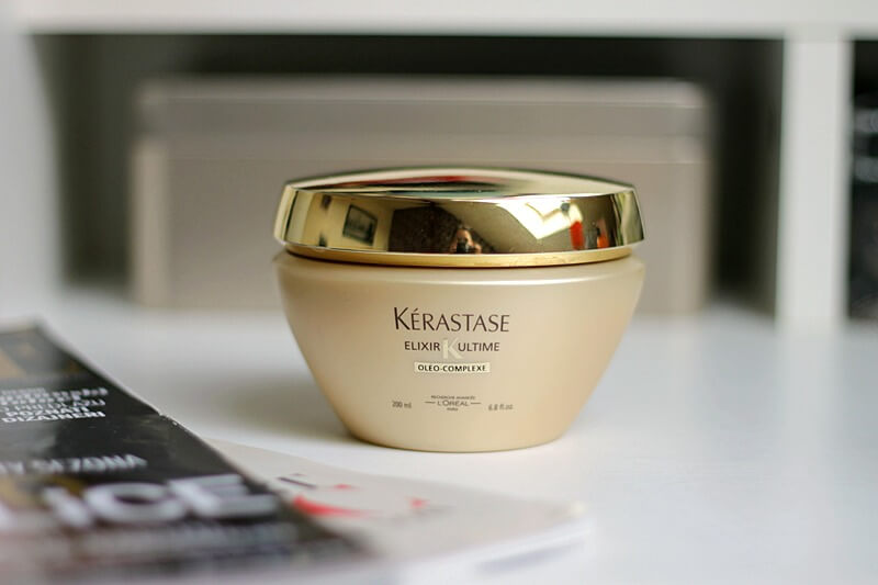 Kerastase Elixir Ultime Beautifying Oil-Enriched Masque recenzija review