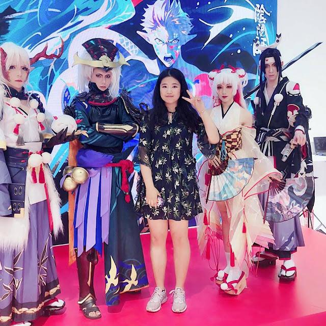 ChinaJoy 2019 - Showgirl ChinaJoy khiến người xem không thể rời mắt 7