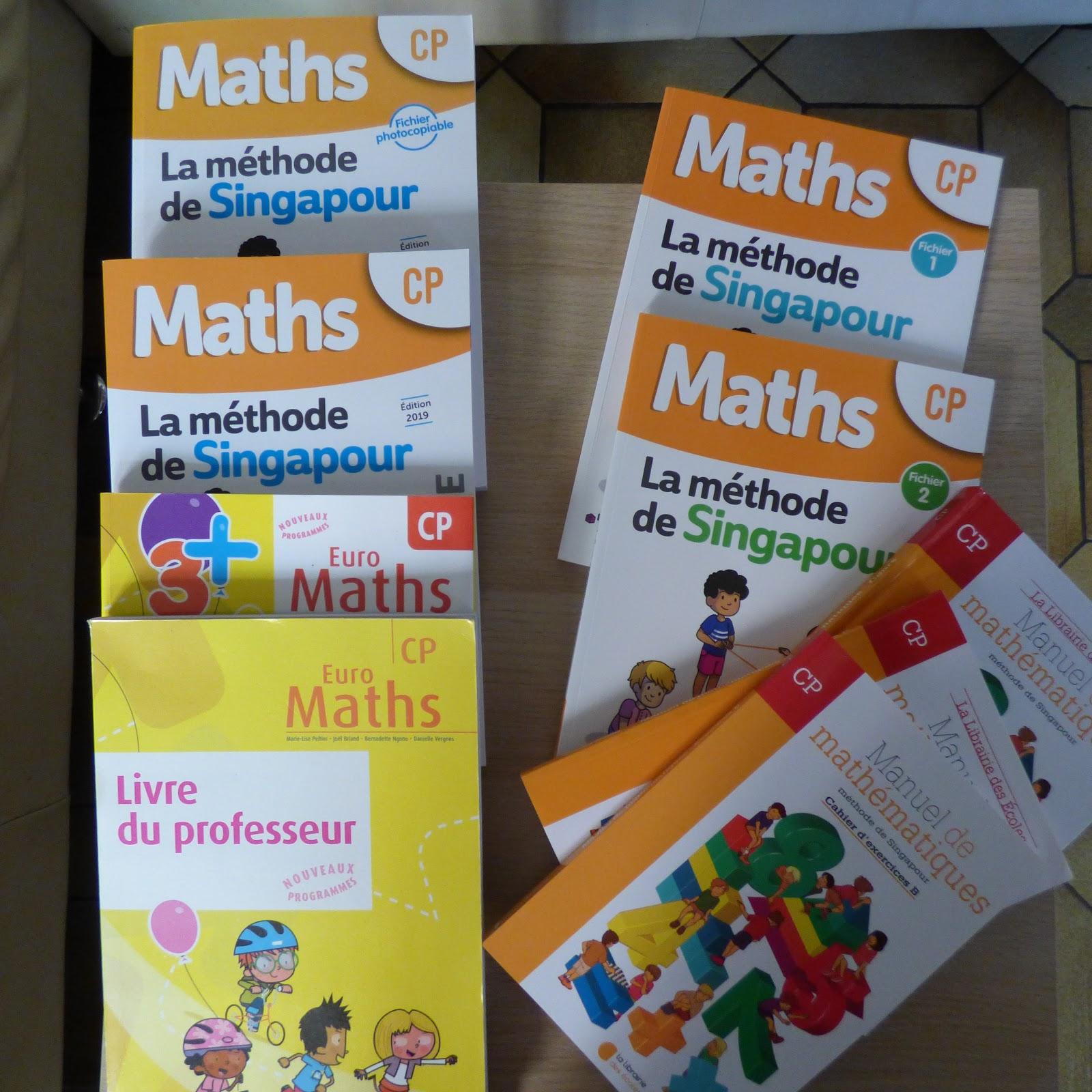 Que fait on au CP Notre programme d'école à la maison   Petits ...