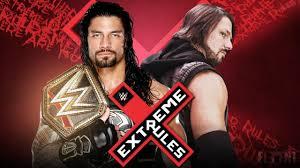 Repeticion Wwe Extreme Rules 2016 en español completo