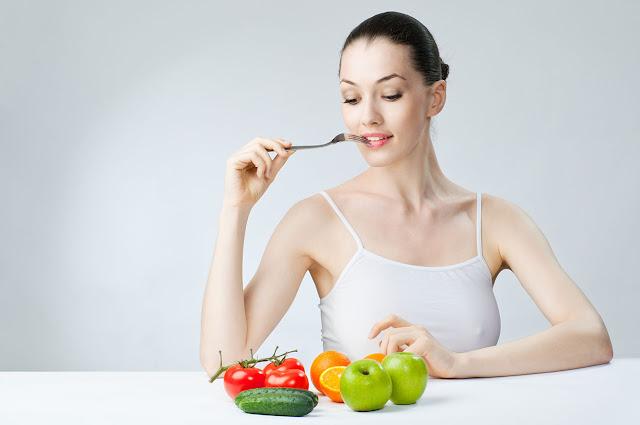 Pola Makan Menu Makanan Seimbang