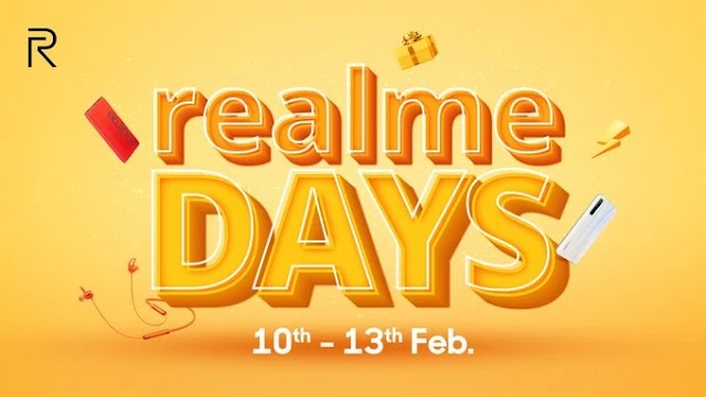 Realme Days Sale Get The Best Offers And Discounts