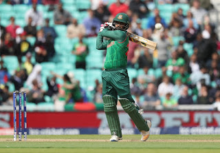 Australia vs Bangladesh 5th Match ICC CT 2017 Highlights
