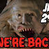 WE'RE BACK! 💀 Horror News - Buffy, Scream Factory & Joe Bob Briggs