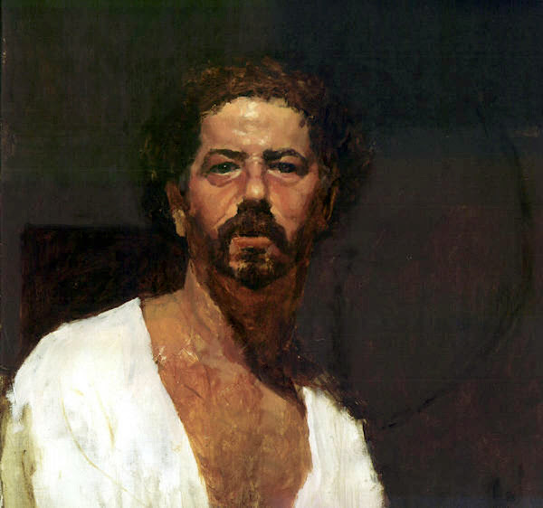 Douglas Ferrin,  International Art Gallery, Self Portrait, Art Gallery, Portraits of Painters, Fine arts, Self-Portraits, Painter Douglas Ferrin