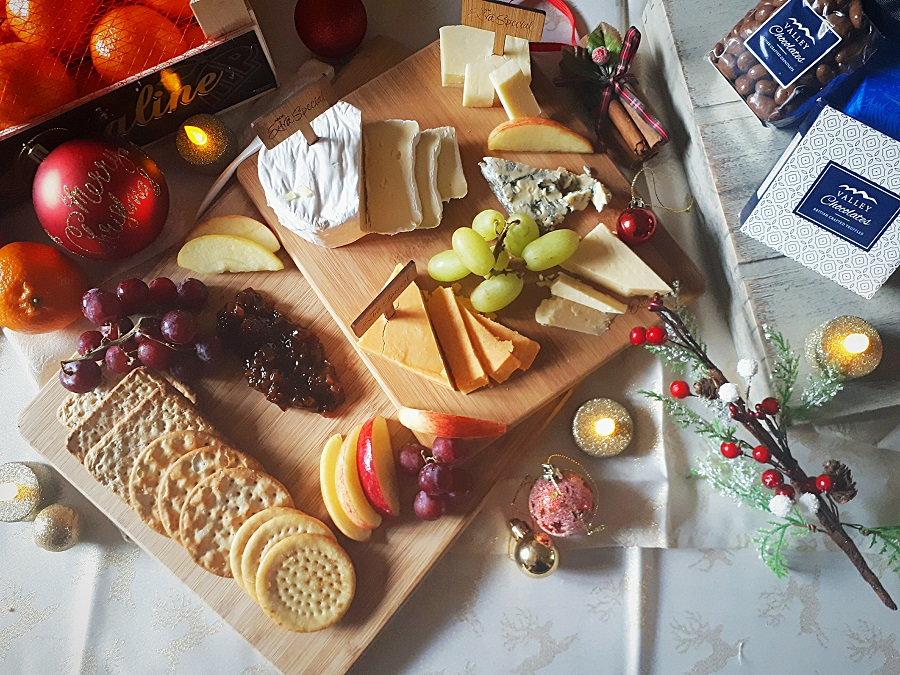Cheeseboard Inspiration, Festive, Dining, Lifestyle Blog, Food blog, The Style Guide Blog