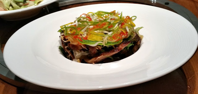 Peking Duck Salad