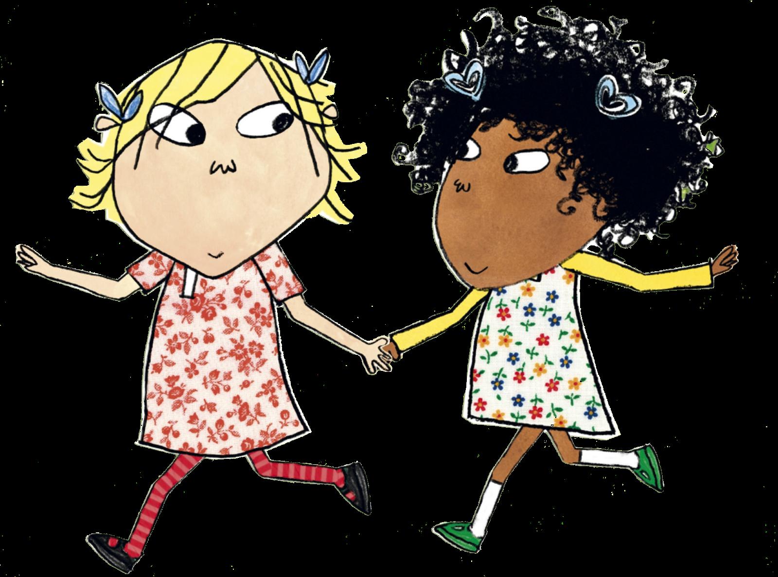 Cartoon Characters Charlie And Lola S