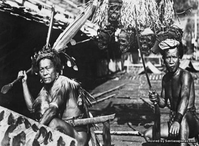 Sejarah Perang Etnik Iban Di Sarawak