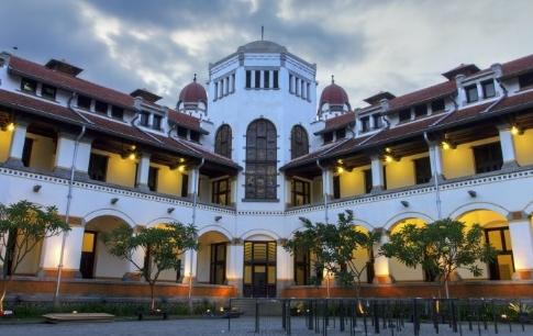 Wisata Semarang Lawang Sewu