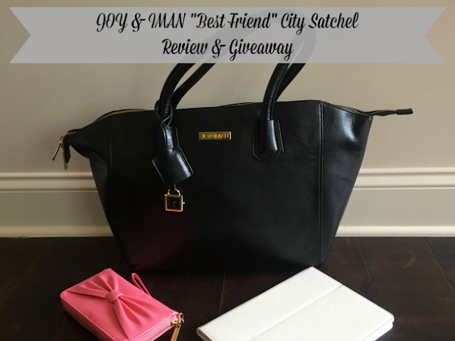 JOY & IMAN Genuine Leather