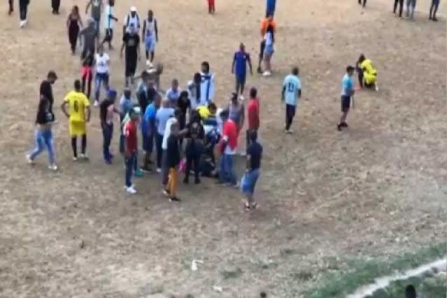 Banda rivales de narcos se enfrentan en partido de futbol y ejecutan a Director Técnico y Juez de Línea