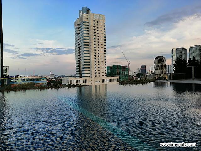 Living in the Clouds @ Setia Sky 88, Johor Bahru