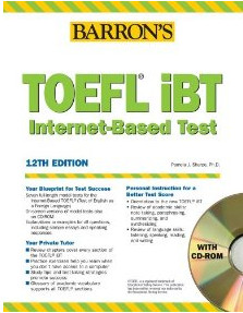 Barrons Toefl Book 2011