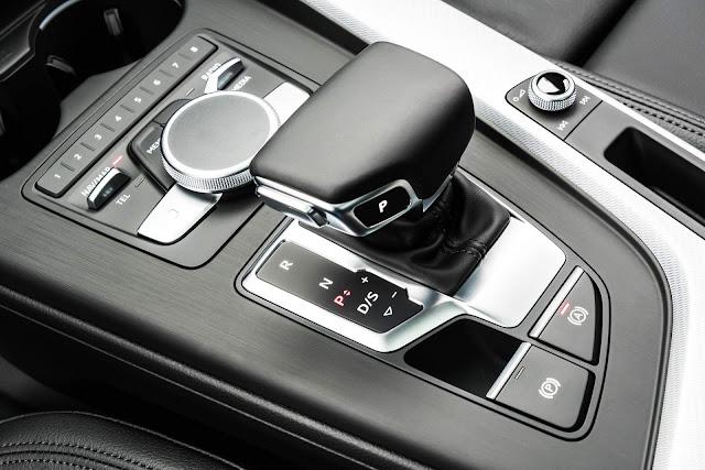 Novo Audi A5 2018 - Brasil