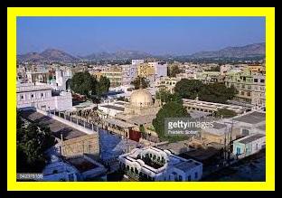 AJMER CITY RAJSTHAN PLACES TO VISIT