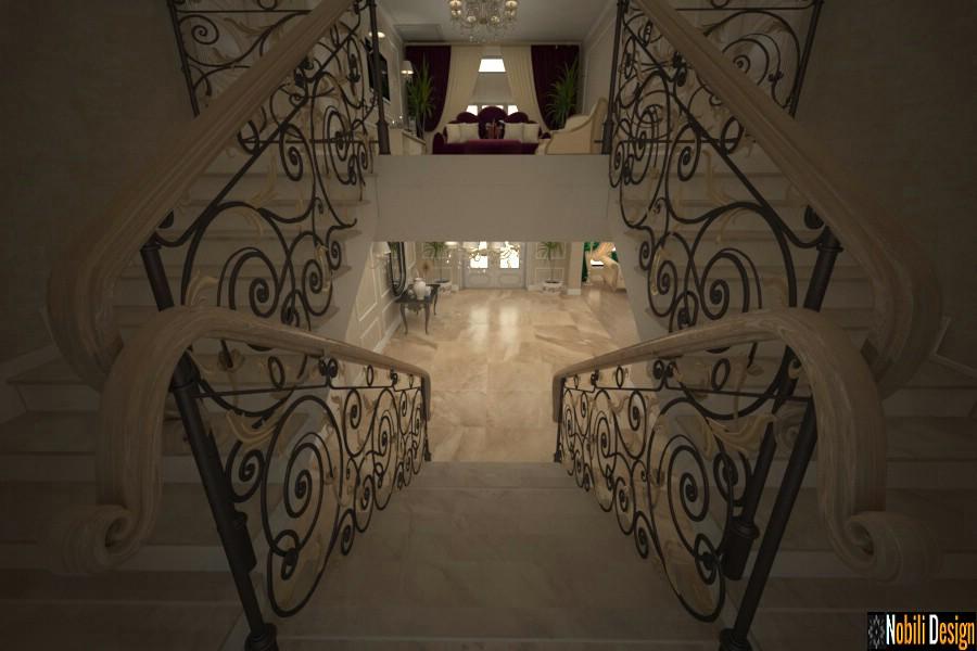 Amenajari interioare vile de lux Constanta - Amenajari Interioare case clasice Constanta
