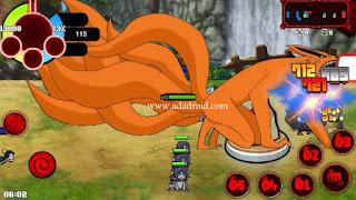 Download Naruto Senki Mod Villain Battle Dian Dot ID X Ragil Saputra Apk Android