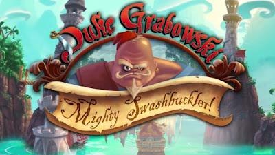 Duke Grabowski Mighty Swashbuckler Free Download