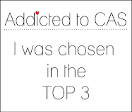 Addicted to CAS Shout Outs...