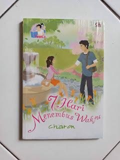 Novel Teenlit karya Charon