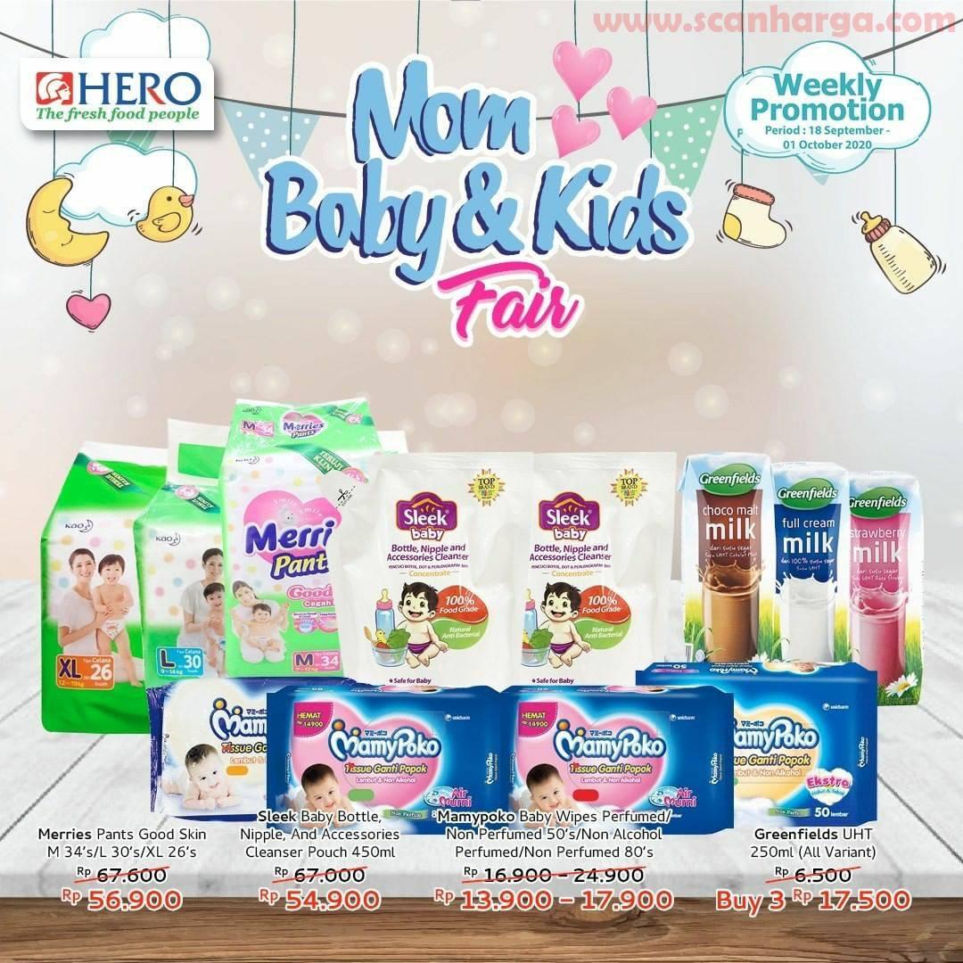 Katalog Promo HERO Supermarket 18 September - 1 Oktober 2020