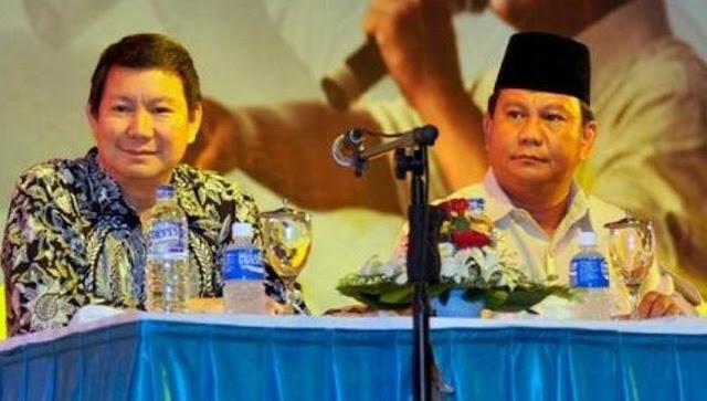 RR: Hashim Bersumpah Prabowo Tidak Akan Kompromi dengan Mafia Impor Pangan, Mas Jokowi?