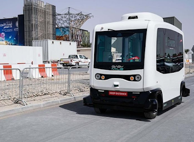 RTA launches a trial run of autonomous vehicles