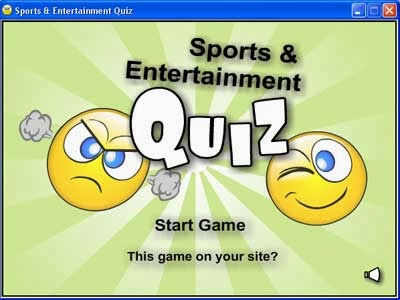 Sports and Entertainment Quiz v1.0