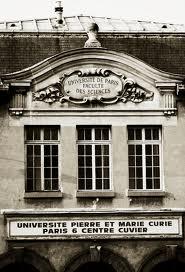Université Pierre et Marie CURIE Sciences et Médecine UPMC Paris