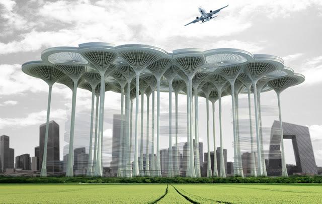 8 Impossible Futuristic Skyscraper Design, That May Exist In Future