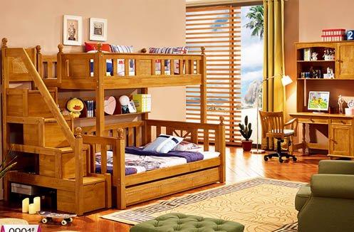 Bộ sưu tập những mẫu giường tầng trẻ em không nên bỏ qua