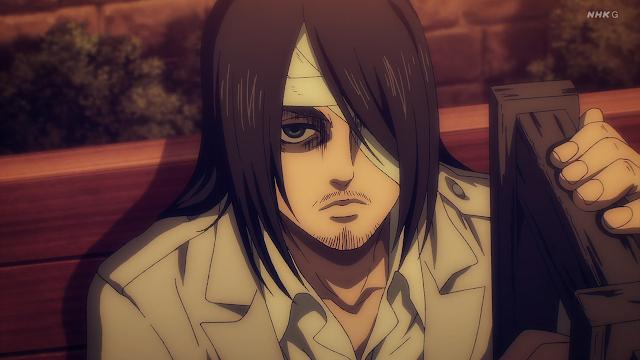 الحلقة الخامسة عشر من Shingeki no Kyojin - The Last Season مترجمة