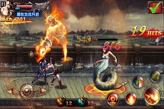 God Of War Mobile Edition v1.0.1 MOD Apk