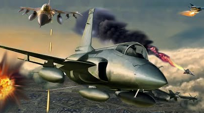 3D Fighter Jet Simulator Games Online | Games Indigo