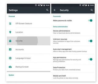 Cara Ubah Nama & Ikon Aplikasi di Android [Tanpa Root] - Unknown sources