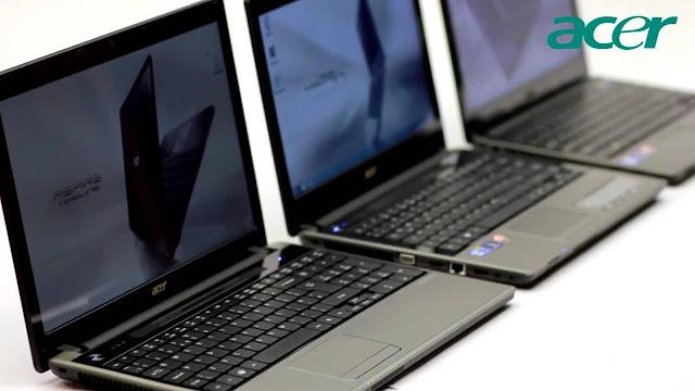 Notebook Acer Timeline X3820