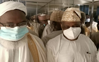Gumi, Obasanjo, Stakeholders Meet In Abeokuta