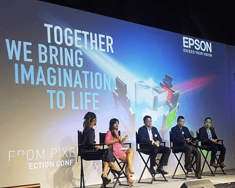 Epson launches new affordable high brightness projectors in the Philippines