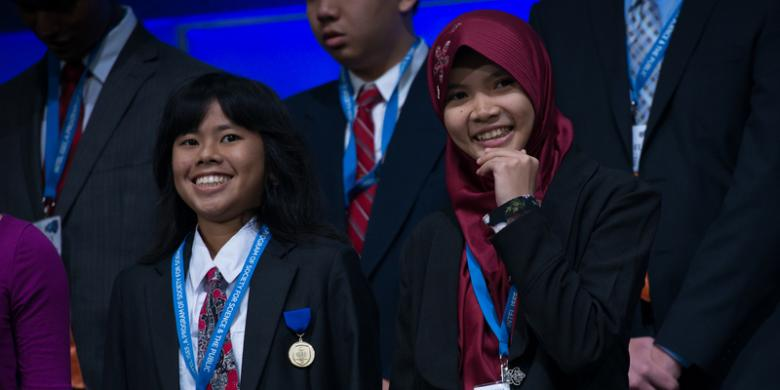Wow, Dua Siswa Asal Sumatera Menciptakan Kulkas Tanpa Listrik