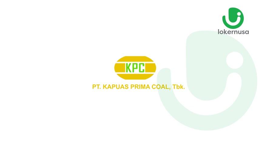 Lowongan Kerja PT. Kapuas Prima Coal, Tbk