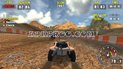 Game ATV Offroad Fury Pro PPSSPP ISO Ukuran Kecil For Android Full Version Free Download
