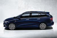Fiat Tipo Estate (2017) Side