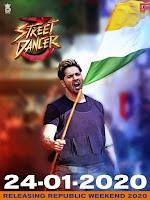 Street Dancer [3D] First Look Poster 6